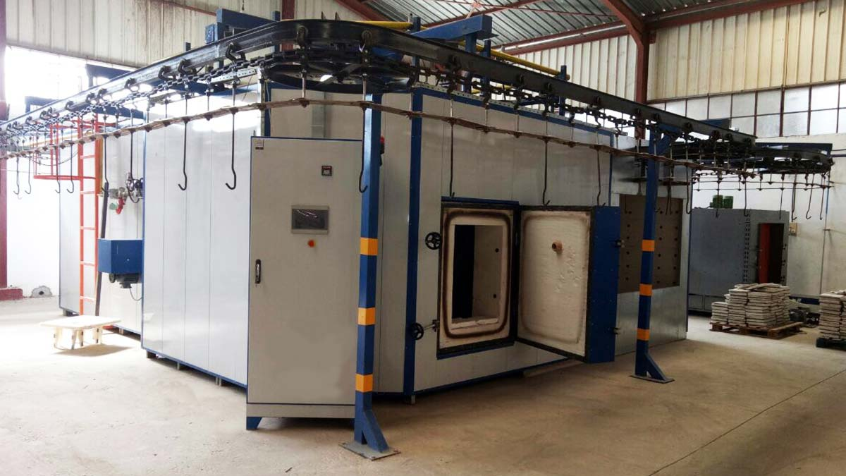 Powder Coating and Painting Ovens