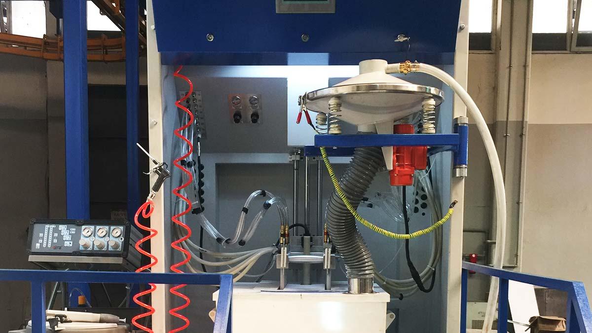 Powder Enamel Systems
